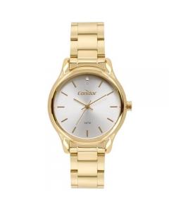 Relógio Feminino Condor Jóia - Dourado