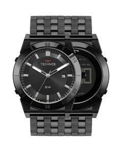 Relógio Masculino Technos - Preto