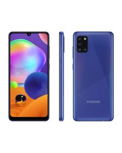 Smartphone Samsung Galaxy A31s 64 GB Octa Core 2.0 Câmera Quádrupla - Azul