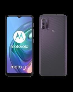 Smartphone Motorola Moto G10 G4 GB Câmera Quádrupla - Cinza