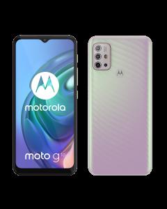 Smartphone Motorola Moto G10 G4 GB Câmera Quádrupla - Branco