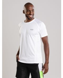 Camiseta Masculina Dry Fit Red Nose - Branco