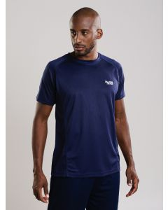 Camiseta Masculina Dry Fit Red Nose - Azul