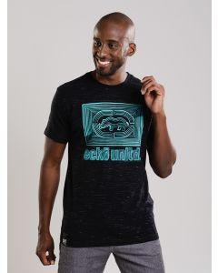 Camiseta Masculina Ecko - Preto