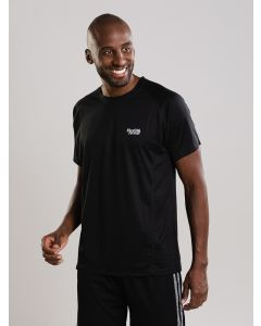 Camiseta Masculina Dry Fit Red Nose - Preto