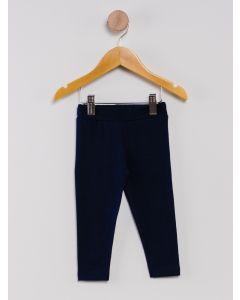 Calça Infantil Legging Básica - Azul