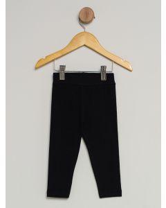 Calça Infantil Legging Básica - Preto
