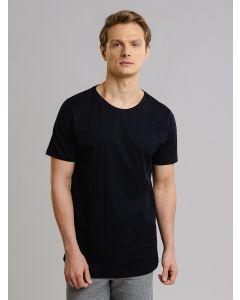 Camiseta Masculina Básica Gola Redonda - Preto