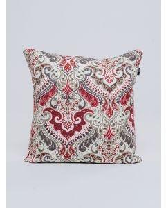 Almofada Estampa Arabesco - Vermelho