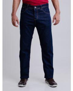 Calça Masculina Jeans Slim - Azul