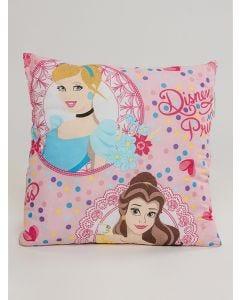 Almofada Princesas Disney 45x45 Andreza - Rosa