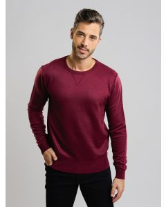 Suéter Masculino Tricot - Vermelho