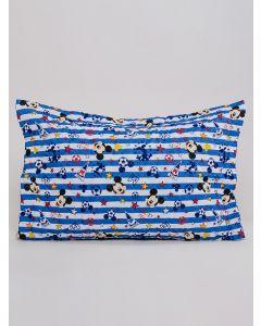 Porta Travesseiro Mickey - Azul