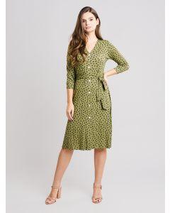 Vestido Chemise Poás - Verde