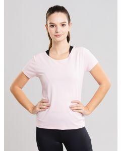 Blusa Feminina Esportiva Dry Poliamida - Rosa