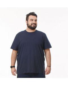 Camiseta Masculina Plus Size Starfield - Azul