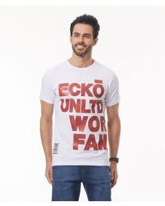 Camiseta Masculina Ecko