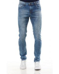 Calça Masculina Jeans Claro Zoato - Azul
