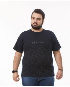 Camiseta Masculina Plus Size Manga Curta Starfield