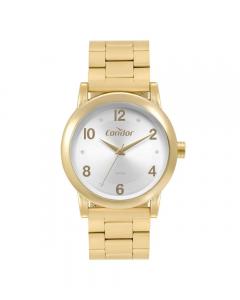 Relógio Feminino Condor Bracelete - Dourado