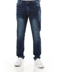 Calça Masculina Jeans Slim PRS Jeans - Azul