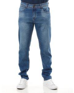Calça Masculina Jeans Slim Radiance - Azul