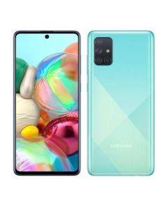 Smartphone Samsung Galaxy A71 128 GB Octa Core 2.2 Câmera Quádrupla - Azul