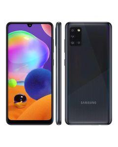 Smartphone Samsung Galaxy A31s 64 GB Octa Core 2.0 Câmera Quádrupla - Preto