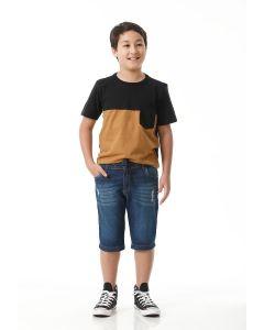 Bermuda Jeans Menino