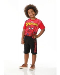 Conjunto Infantil Homem-Aranha