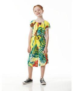 Blusa Cropped Infantil