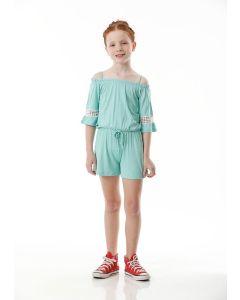 Macacão Infantil Menina