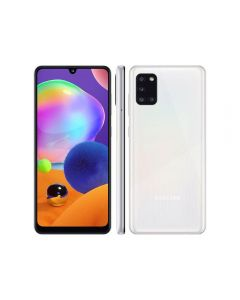 Smartphone Samsung Galaxy A31s 64 GB Octa Core 2.0 Câmera Quádrupla - Branco