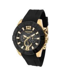 Relógio Masculino Technos Classic Legacy - Preto