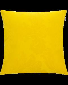 Capa para Almofada 50x50 cm Jacquard Adomes - Amarelo