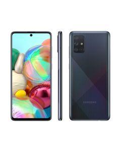 Smartphone Samsung Galaxy A71 128 GB Octa Core 2.2 Câmera Quádrupla - Preto