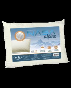 Travesseiro Alpino Nasa Duoflex - Branco