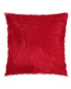 Capa para Almofada 45x45cm Soft Adomes - Vermelho