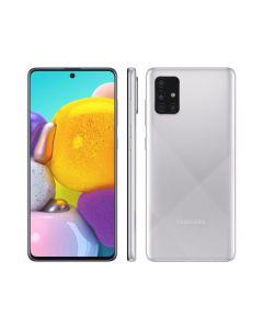 Smartphone Samsung Galaxy A71 128 GB Octa Core 2.2 Câmera Quádrupla - Prata