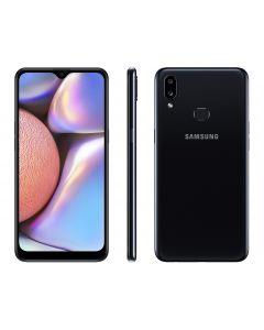 Smartphone Samsung Galaxy A10s 32GB Câmera Dupla - Preto