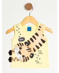 Regata Bebê Menino Tigre