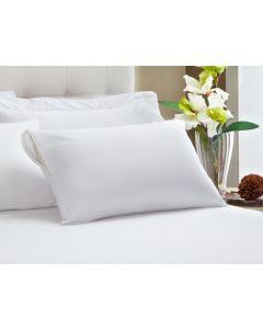 Fronha de Travesseiro Antiviral 50x90 Teka - Branco