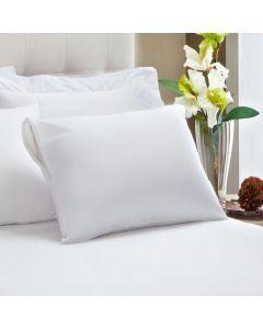 Fronha de Travesseiro Antiviral 50x70 Teka - Branco
