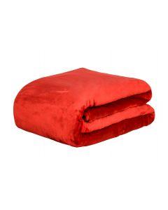 Cobertor Casal Supersoft Sultan - Laranja