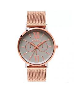 Relógio Feminino Euro - Rose