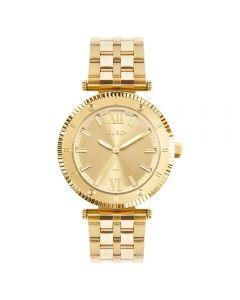 Relógio Feminino Analógico Euro - Dourado