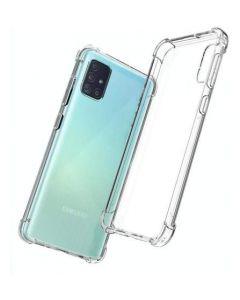 Capa para Smartphone Samsung A51 - Transparente