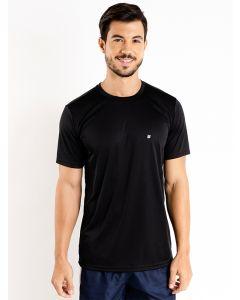 Camiseta Masculina Esporte Ironwear - Preto