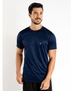 Camiseta Masculina Esporte Ironwear - Azul-Marinho