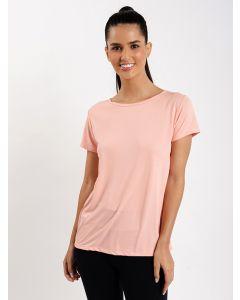 Camiseta Feminina Esporte Transpasse Costas